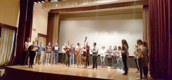 Završni koncert polaznika seminara tradicijske kulture u Otočcu