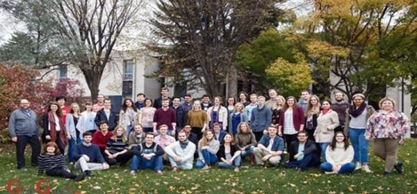 Sveučilišni zbor University of Manitoba Singers iz Kanade na Plitvicama