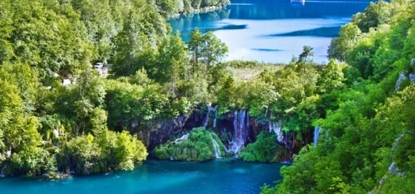 Plitvička modra jezera - među najmodrijima