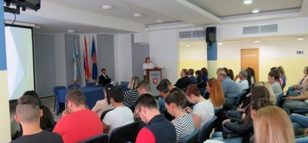 Održano predavanje o održivom razvoju