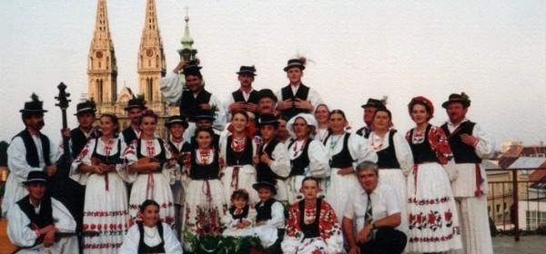 Dangubice na Međunarodnoj smotri folklora