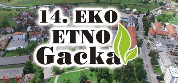 Točno još mjesec dana do 14. Eko-etno Gacke