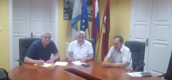 Potpisan ugovor o isporuci opreme za kuglanu