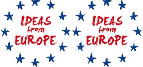 Ideja iz Europe - do 15. rujna