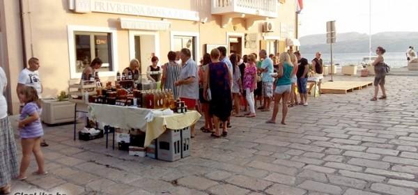 Lička seljačka tržnica u Karlobagu - drugi put
