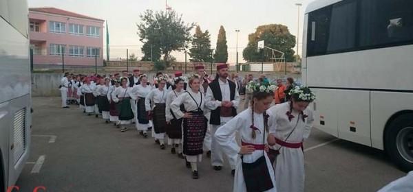 Gačani nastupali u Poličniku