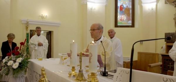 Šporčićeva zlatna misa na Malu Gospu u Slunju