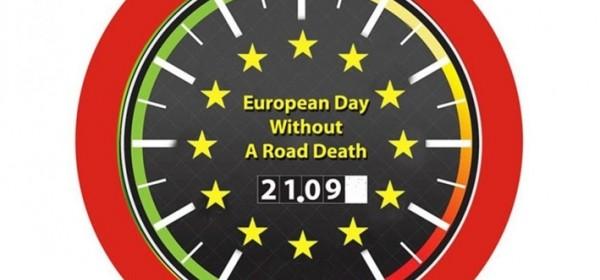 21. rujna - Europski dan bez poginulih u prometu