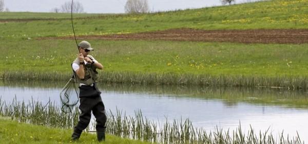 Krajem listopada i kraj ribolovne sezone na Gacki