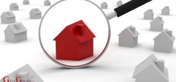 Ne treba dostavljati popunjene obrasce za nekretnine