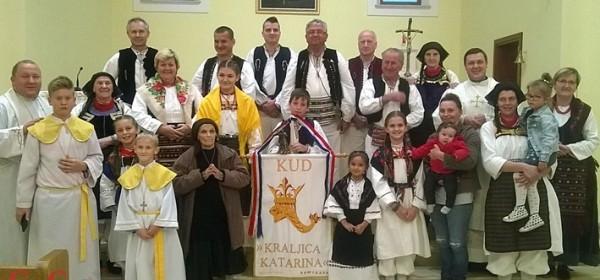 Spomendan bl. Kraljice Katarine Kotromanić u Lapcu