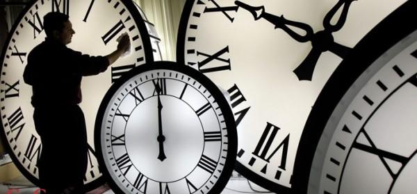Večeras se mijenja ura
