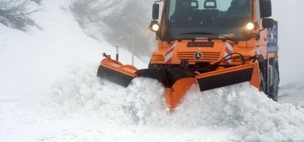 Radni sastanak oko čišćenja cesta zimi