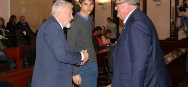 Senjski pjesnik Krešimir Stanišić dobitnik književne Nagrade Drago Gervais za 2017.g.
