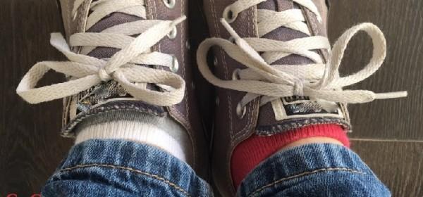 Zašto smo nosili rasparene čarapice?
