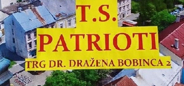 Večeras Patrioti na otočkoj ljetnoj pozornici!