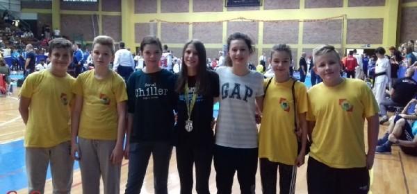 "Pet medalja s turnira ""Plemeniti"" iz Zaprešića"