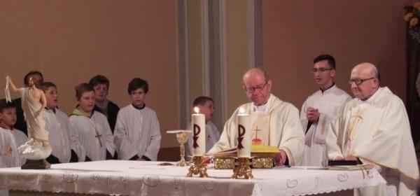 Bogoslužje Velike subote - Uskrsno bdjenje