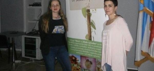"""Predavanje """"Očuvajmo biorazzznolikost - upoznajmo životinjske saveznike u vrtu"""""""