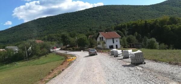 Zatvorena cesta preko Gorića, prometna na A1