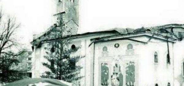 15.rujna 1991 granatirana župna crkva u Otočcu