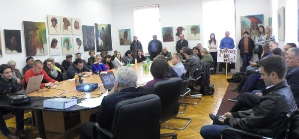 Perušić: Predstavljen projekt izgradnje HES Kosinj