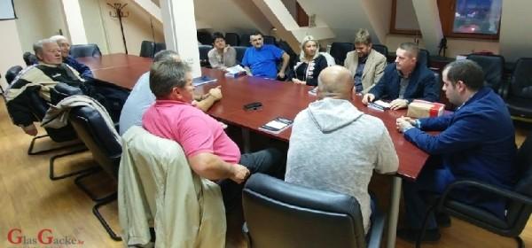 """Promocija zbornika radova """"Podplješivički graničari"""" u Brinju"""