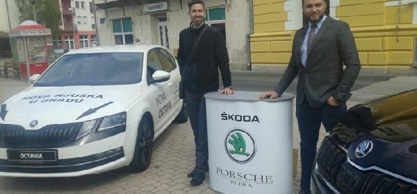 Prezentacija Škoda vozila u Otočcu