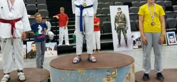 Taekwondou Gacka ponovno zlato, srebro i bronca