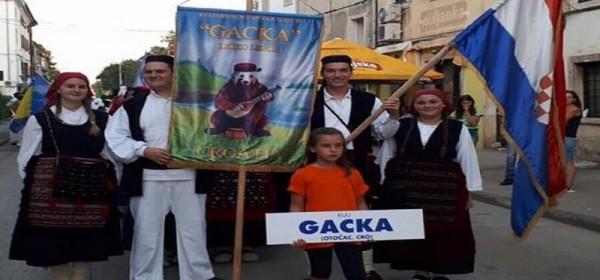 """KUU """"Gacka"""" Ličko Lešće - donosi nagradu sa 17.-og MFF-a iz Vodnjana"""