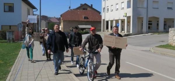 Marš za znanost u Perušiću