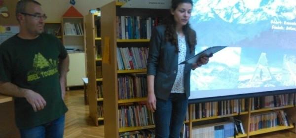 U senjskoj knjižnici održano putopisno predavanje o Maroku