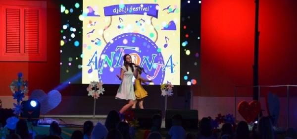 "Dječji glazbeni festival ""Antonja 2017"""