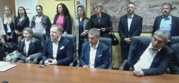 Branislav Šutić kandidat za gradonačelnika Otočca, Ivan Miletić za zamjenika