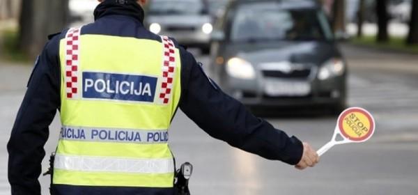 Aktivnosti policije povodom blagdana Svih svetih i Dušni dan