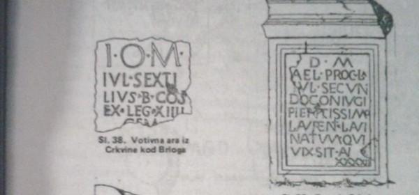 Rimskim stazama: postaja konzularnih beneficijara u Avendu! (11)