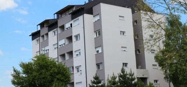 Završena energetska obnova zgrade u Ulici B. Kašića 21