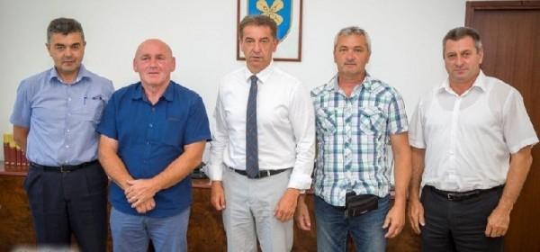 Župan Milinović s predstavnicima branitelja JU NP Plitvička Jezera