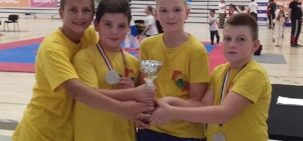 Taekwondo Gacka - sa svakog turnira pregršt medalja