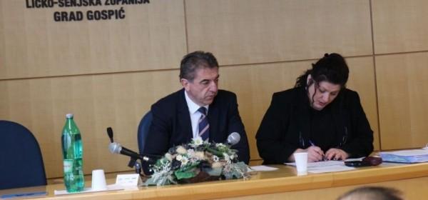 Sazvana XXIV.sjednica Županijske skupštine - posljednja u ovom sazivu
