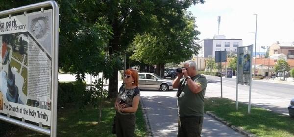 UsPUTne impresije o Gačanskom parku hrvatske memorije