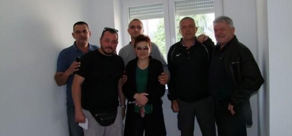 Ministarstvo hrvatskih branitelja uručilo ključeve stana branitelju Ivici Jurkoviću