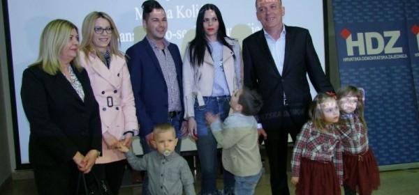 Kolić za župana, gradonačelnici Krmpotić, Šutić, Rukavina i Škunca
