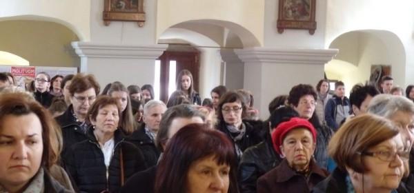 Korizmeno hodočašće Otočkog dekanata u Gospić