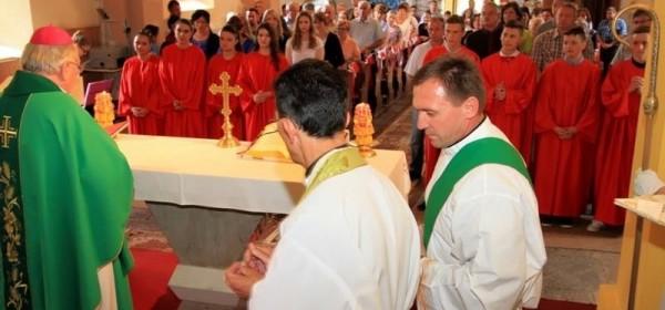 Primili su pečat dara Duha Svetoga