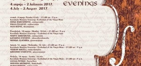 19. senjske koncertne večeri