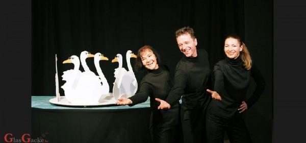 Lutkarska predstava Ružno pače za najmlađu publiku