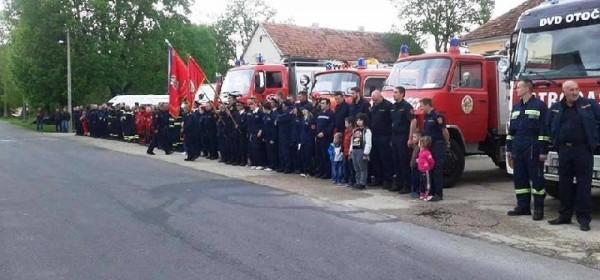 DVD Sinac svečano obilježio dan vatrogasaca