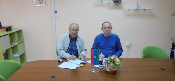 Potpisan Ugovor o javnoj nabavi radova na izgradnji fekalne i oborinske kanalizacije reciklažnog dvorišta