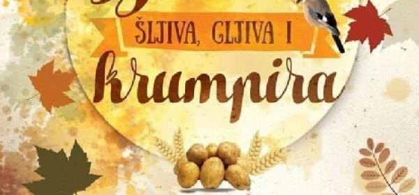 Tjedan šljiva, gljiva i krumpira u Gospiću